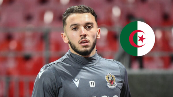 Amine Gouiri Algérie