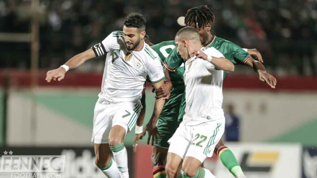 Riyad Mahrez Benrahma Ismael Bennacer