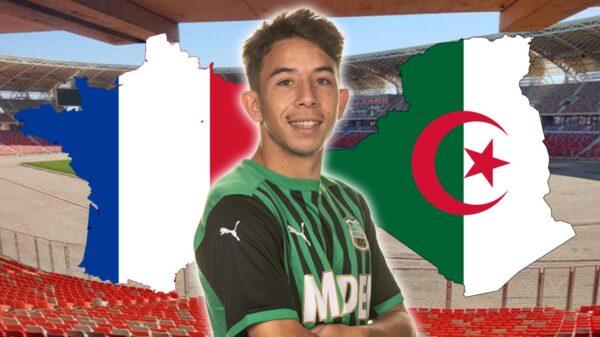 Maxime Lopez algerie france choix