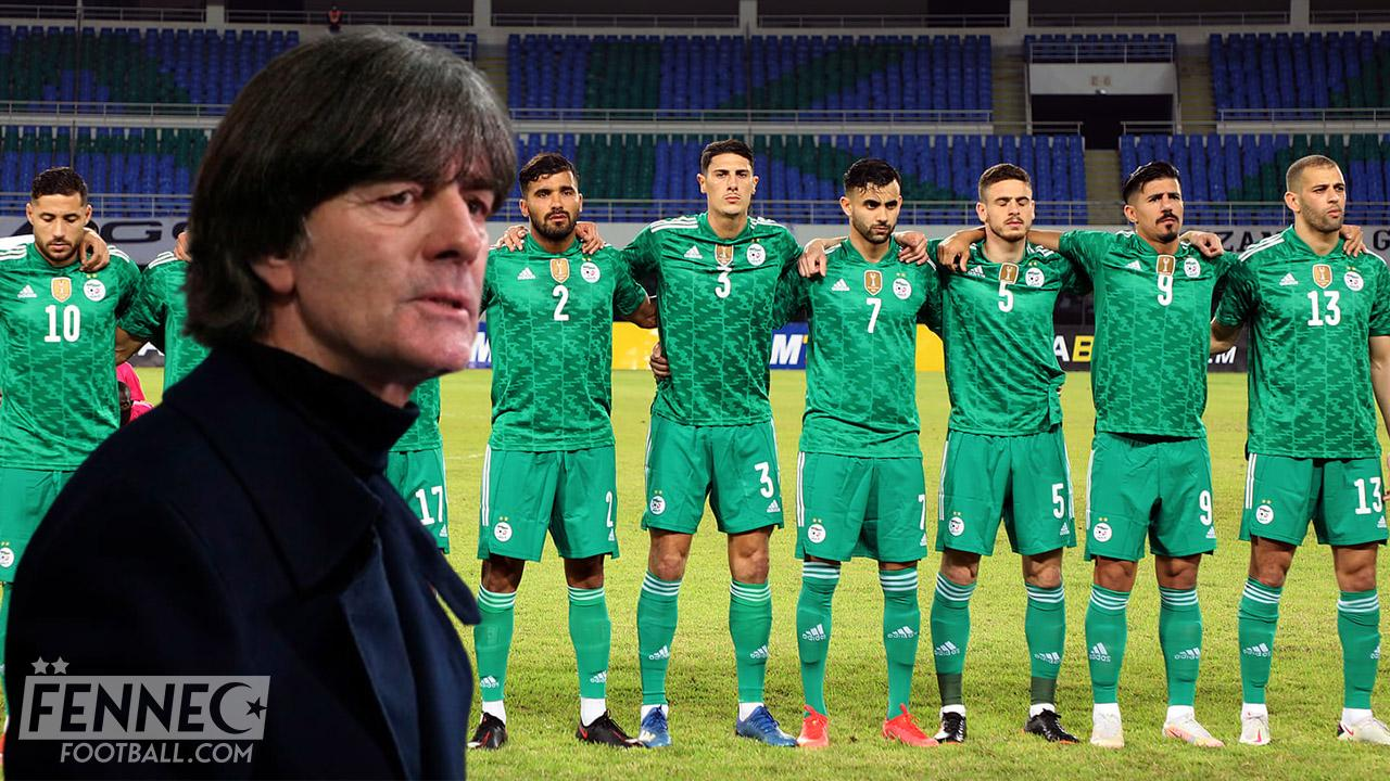 Joachim Low Algerie