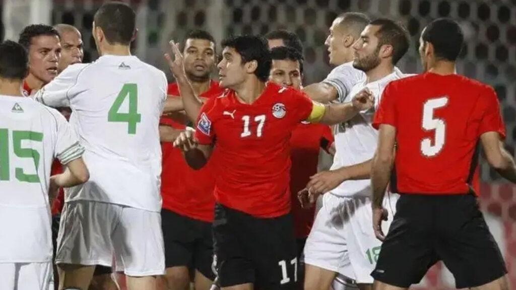 Algérie Egypte