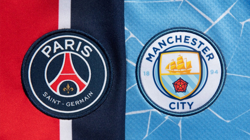 PSG Man City