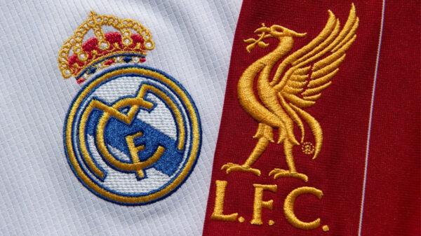 Real Madrid Liverpool