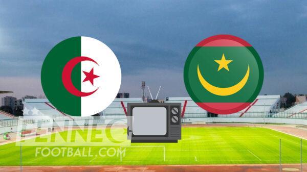 Algérie Mauritanie chaine