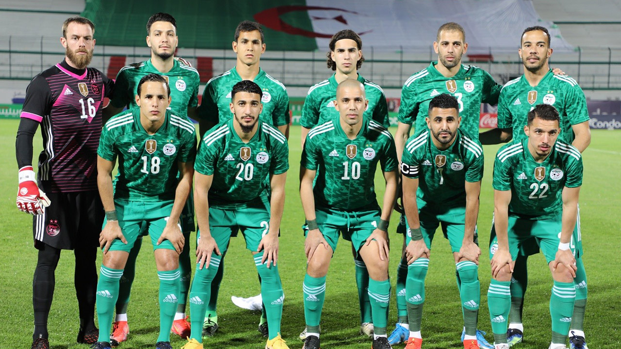 Algérie - Tunisie