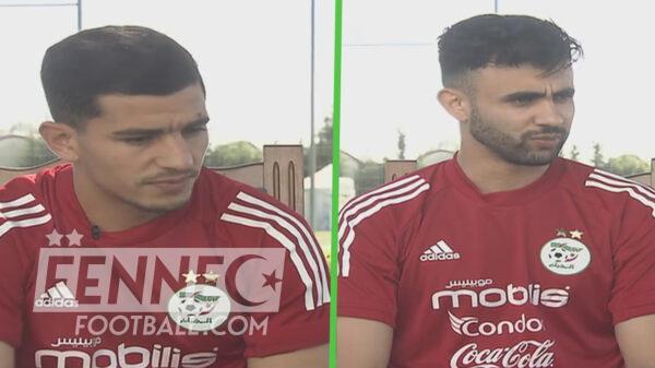 Rachid Ghezzal Youcef Atal