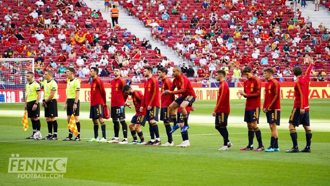 équipe d'Espagne