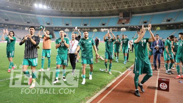 Algérie record