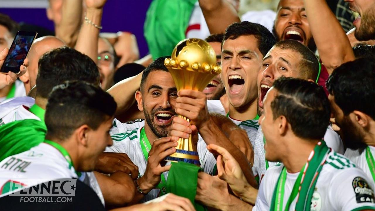 Algerie CAN