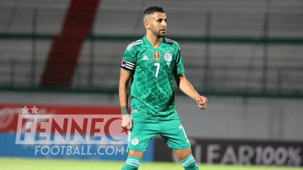Algerie Mali Riyad Mahrez