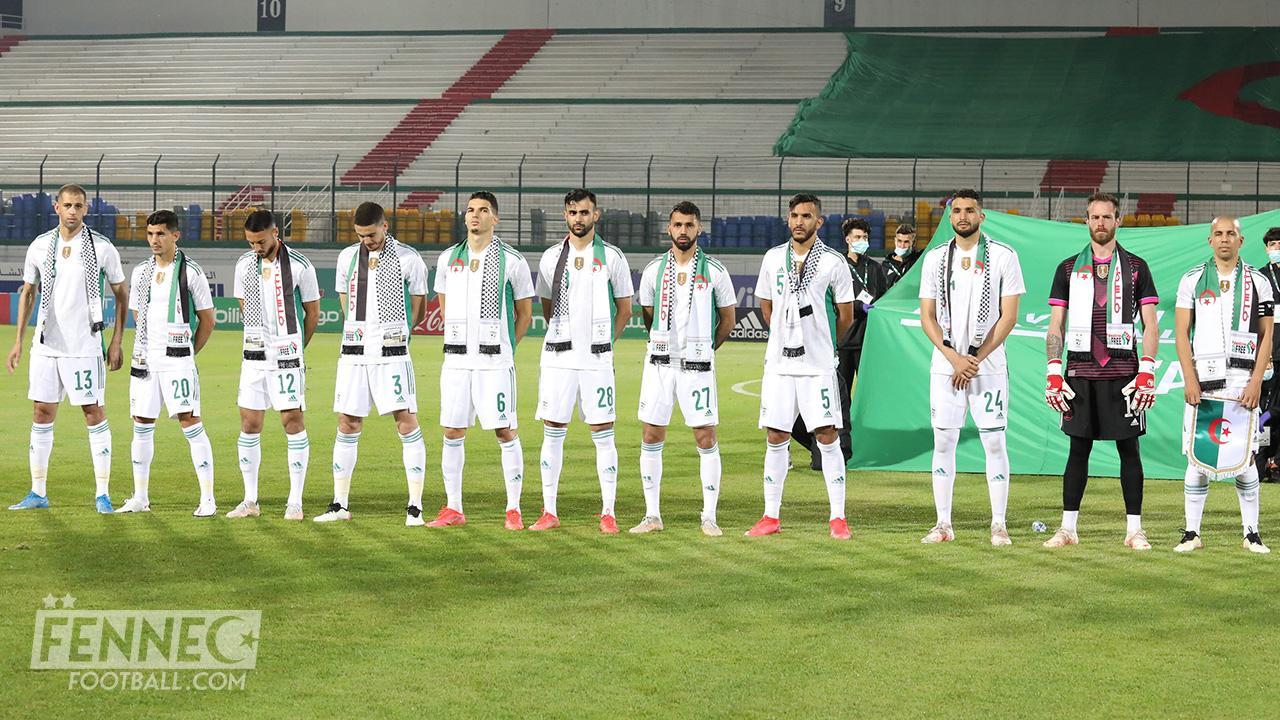 Algerie Mali streaming