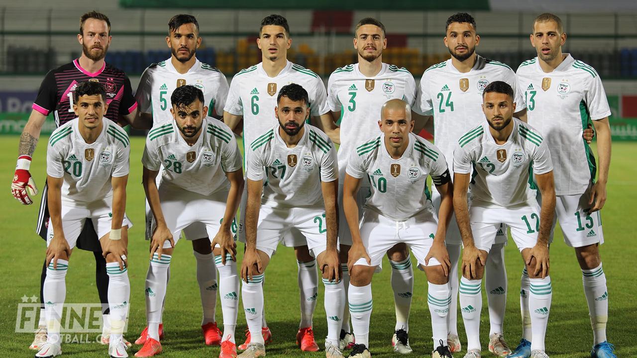 Algérie Mali
