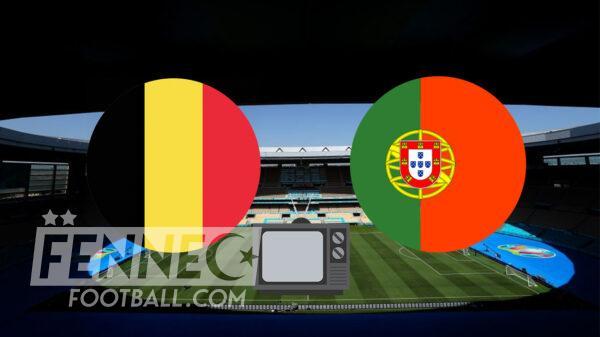 Belgique Portugal