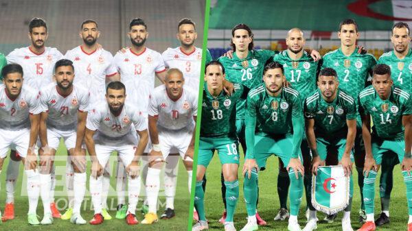 Equipe d'Algerie Tunisie