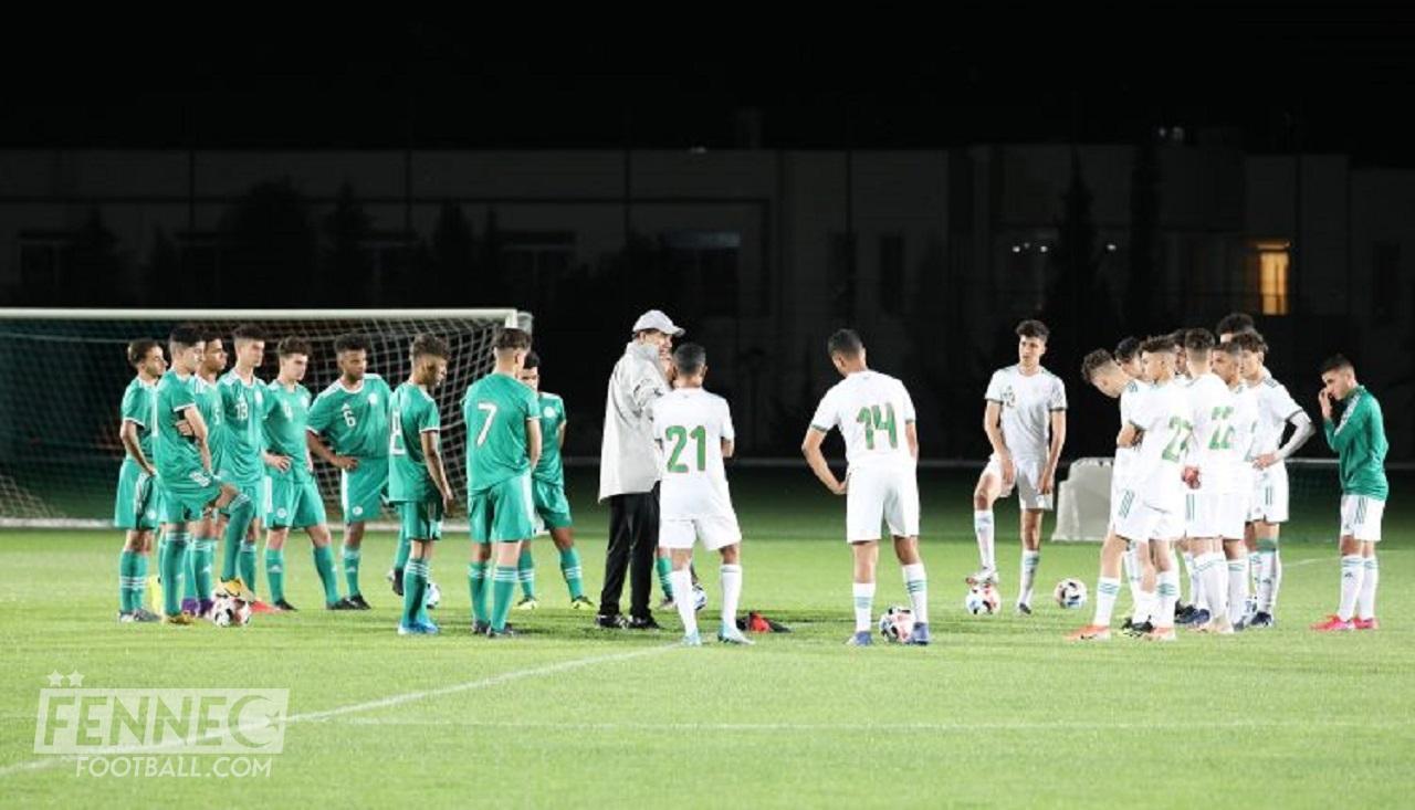 Equipe dAlgerie U20