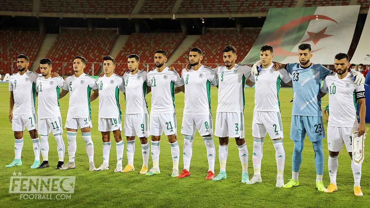 Joueurs locaux Algerie