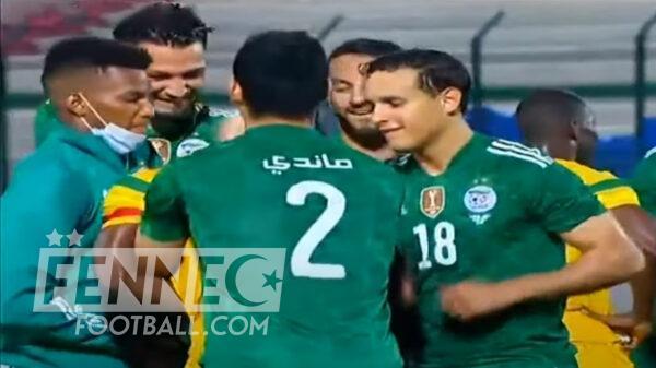 Les Verts Algerie Mali