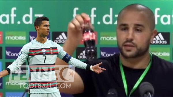 Madjid Bougherra Ronaldo