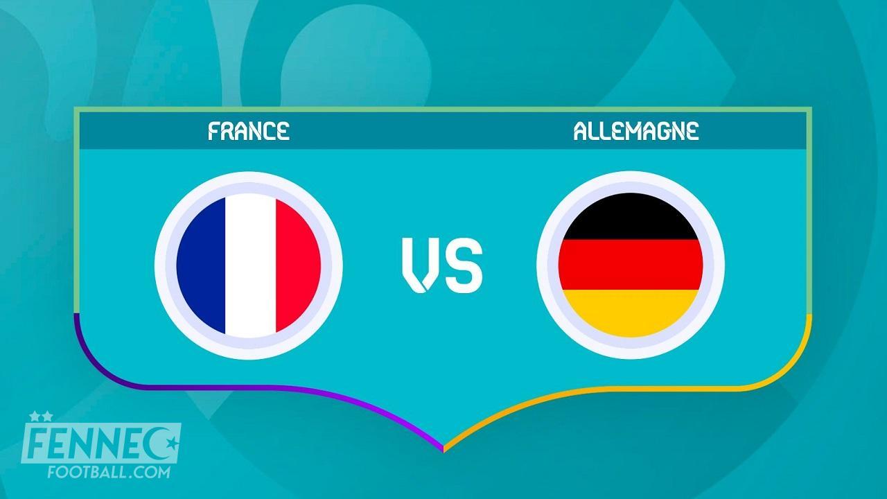 Match Allemagne France