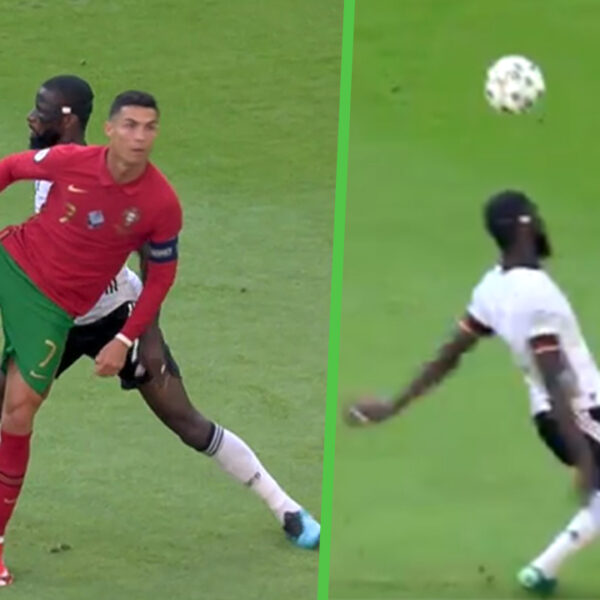 Ronaldo Rudiger