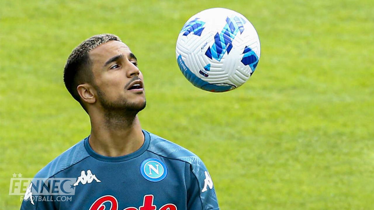 Adam Ounas Equipe d'Algérie