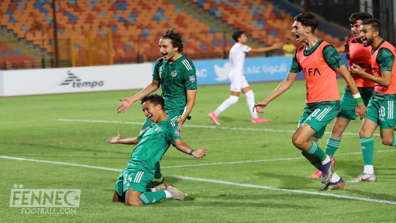 Algerie U20