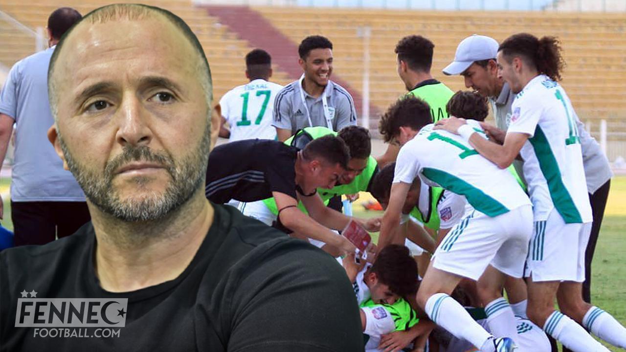 Belmadi Algerie U20