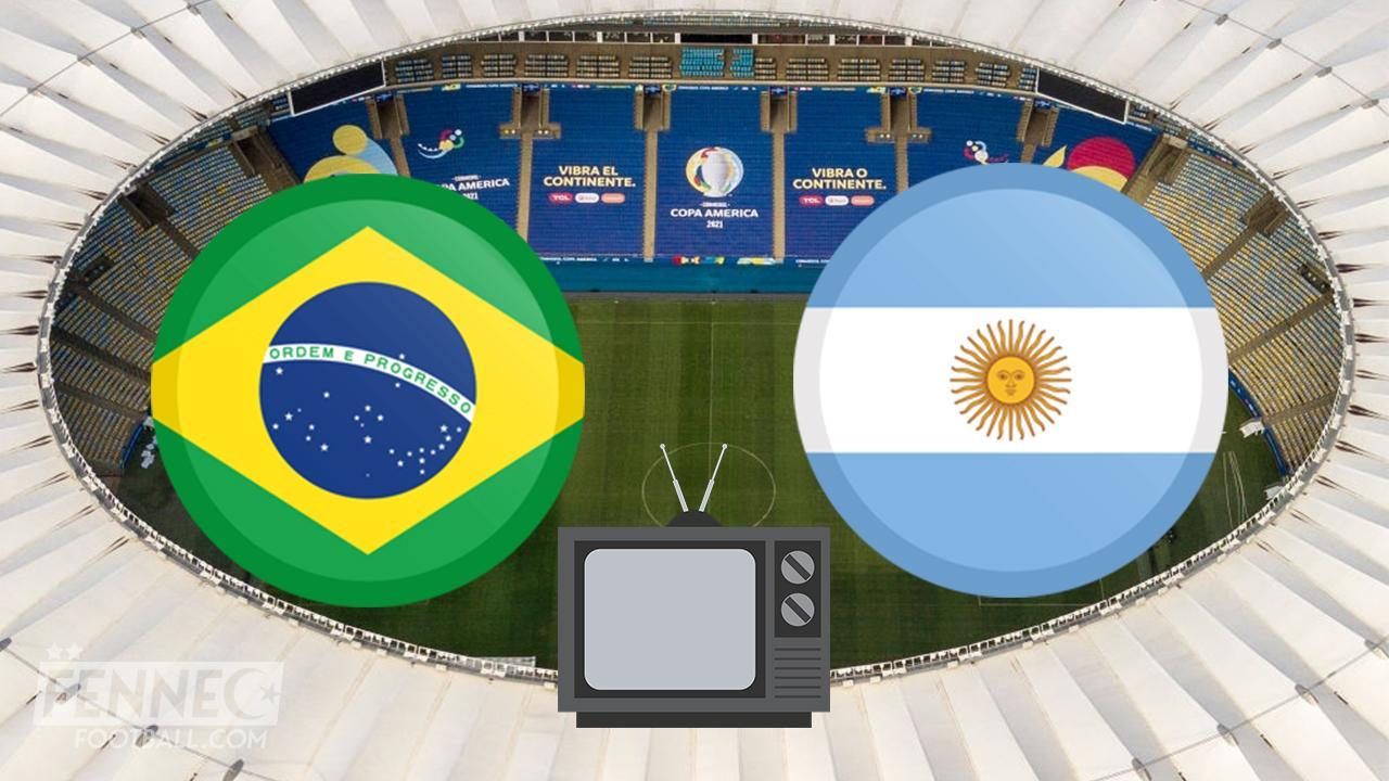 Bresil Argentine TV