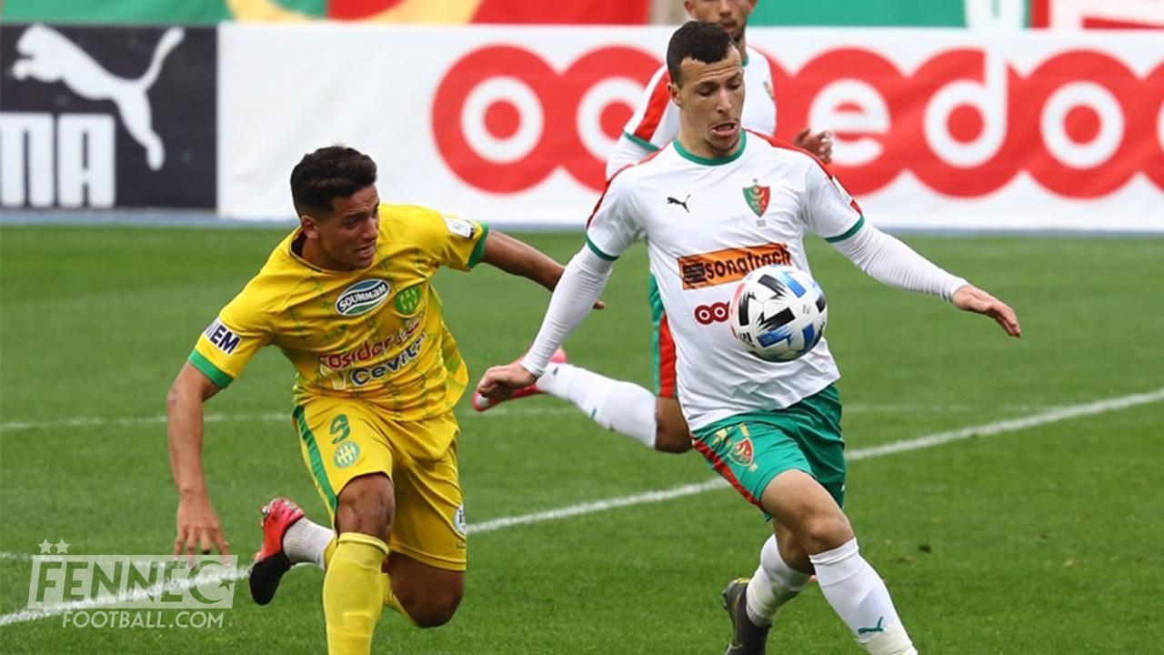 CAF club algeriens