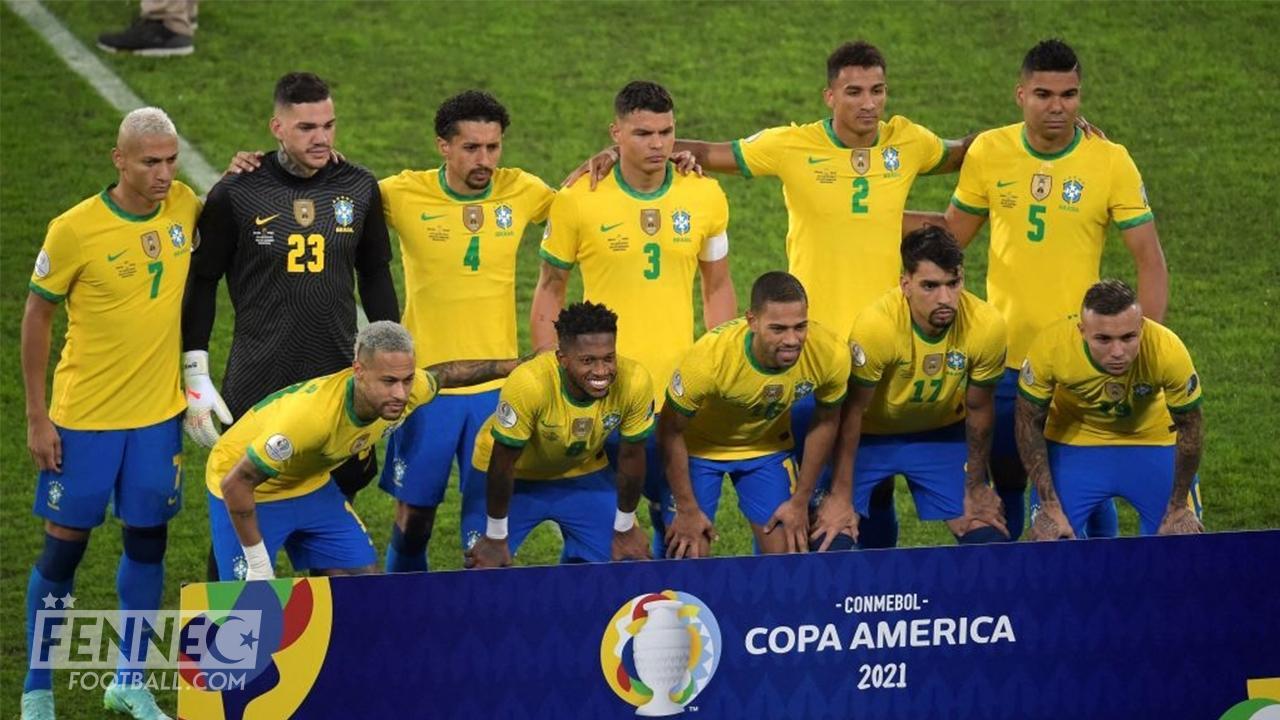 Copa America Bresil