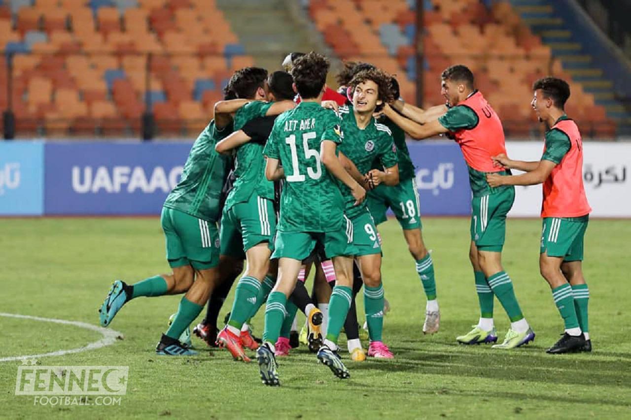 Equipe d'Algérie