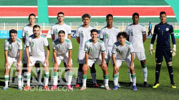 Equipe dAlgerie U17