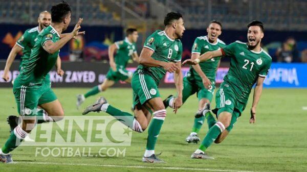 International algerien 1