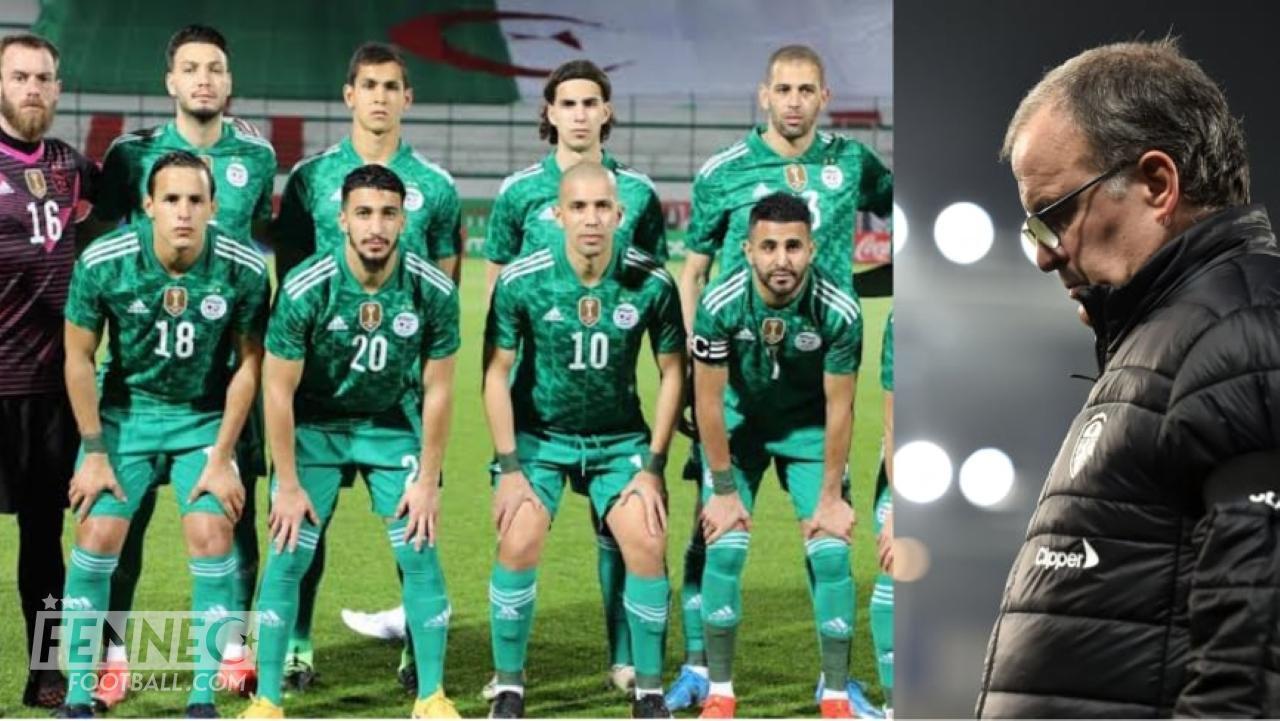 International algerien 5