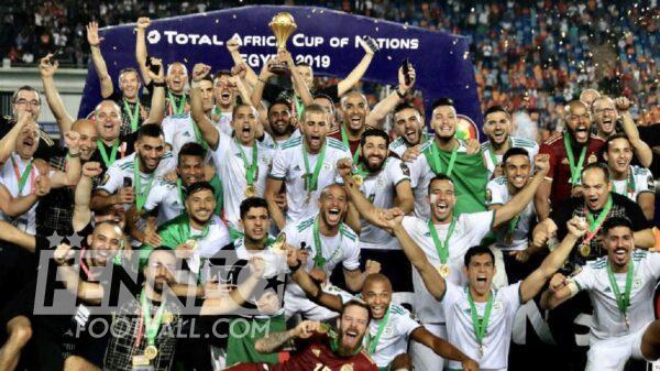 Joueurs algériens Europe