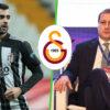 Rachid Ghezzal Galatasaray