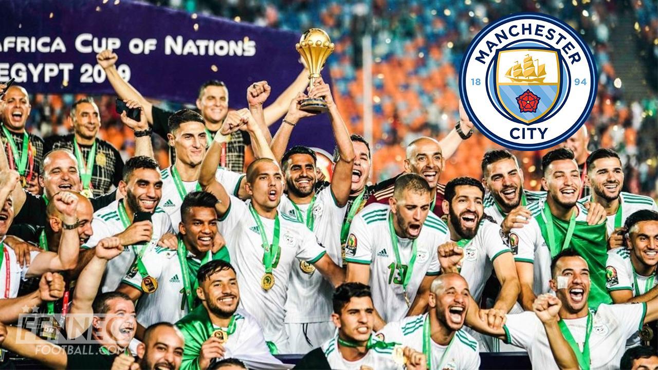 Riyad Mahrez CAN