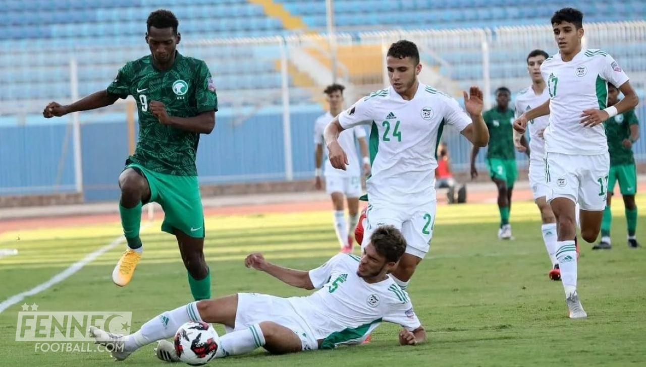 équipe d'Algerie 4