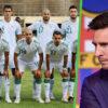 Equipe dAlgerie PSG Messi