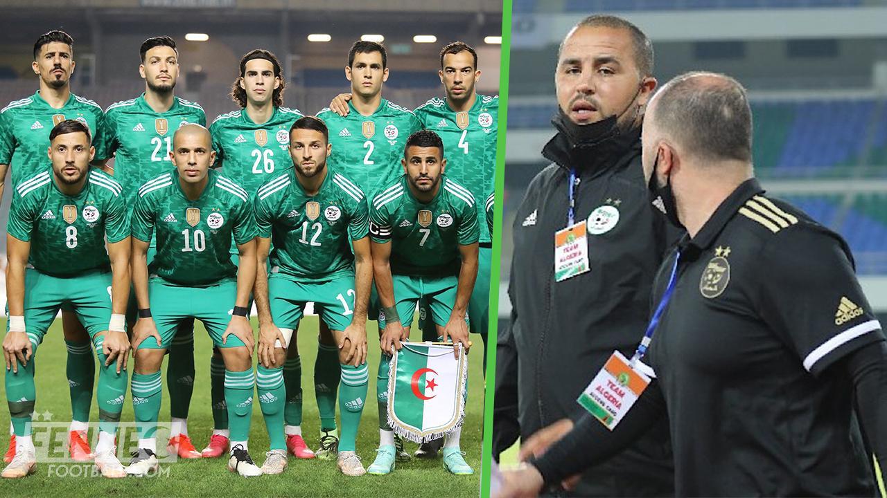 Equipe dAlgerie coupe arabe