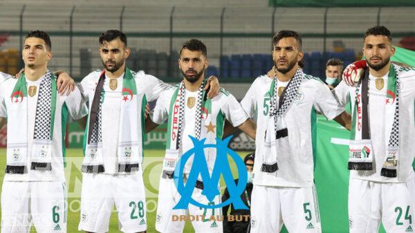 Marseille international algerien Ferhat