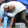 Riyad Mahrez Pep Guardiola