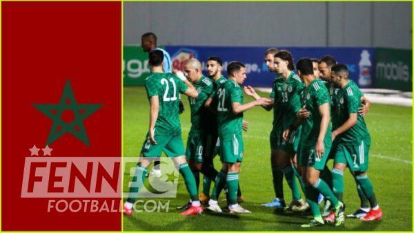 equipe d'Algerie D1
