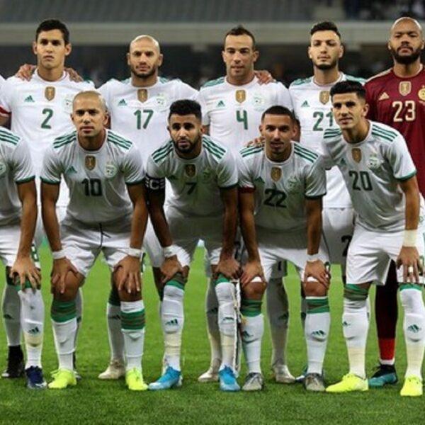 internationaux algeriens