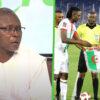 Equipe d'Algérie Burkina Faso