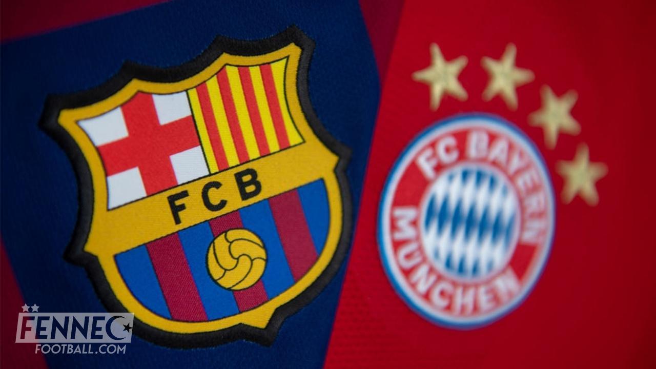 Barca Bayern