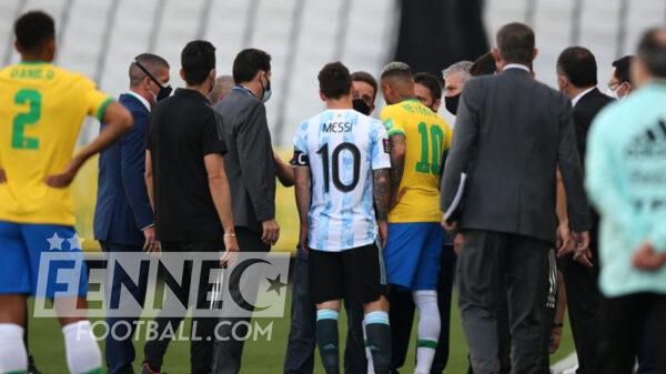 Bresil Argentine