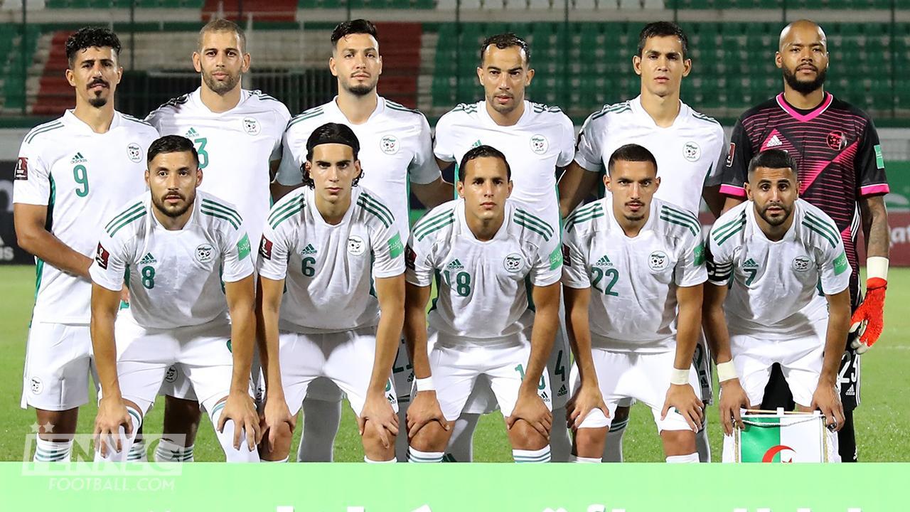 Burkina Faso Equipe d'Algerie