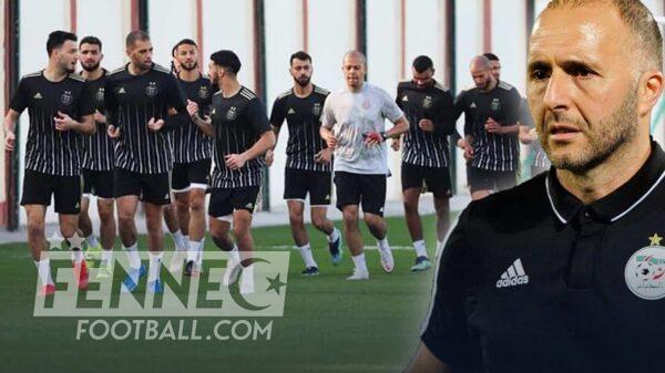 Équipe d'Algérie