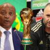 Equipe d'Algerie Patrice Motsepe Belmadi